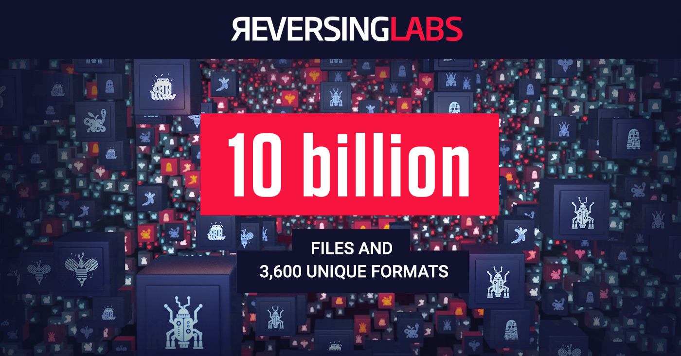 10 Billion files classified
