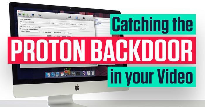 Proton Backdoor