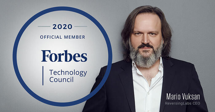 Mario Vuksan joins the Forbes Technology Council