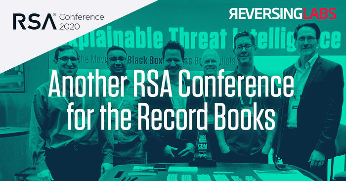 Another RSA Conference for the Record Books