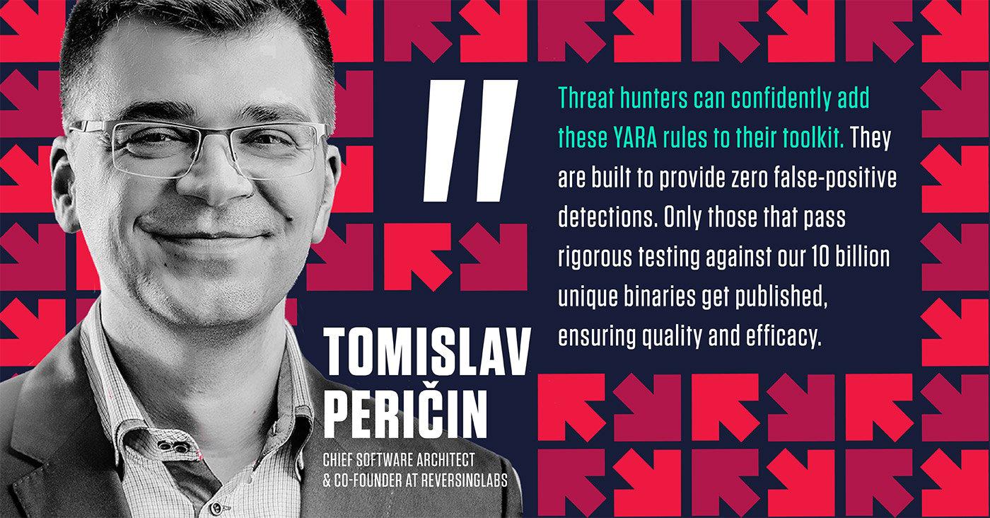 Tomislav Pericin, ReversingLabs