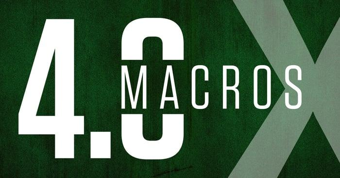 Excel 4.0 Macros