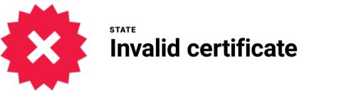 invalid-certificate