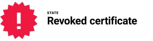 revoked-certificate