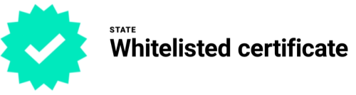 whitelisted-certificate