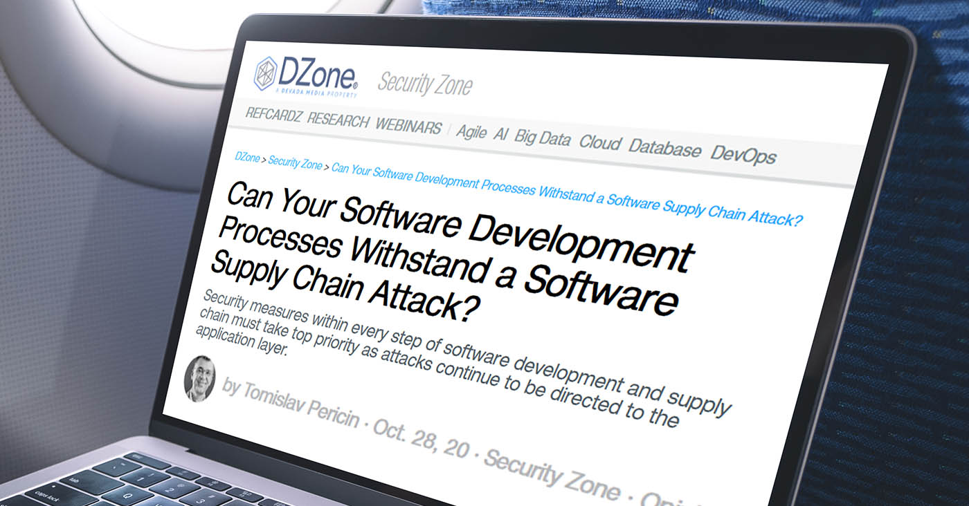 Can Your Software Development Processes Withstand a Software Supply Chain Attack?