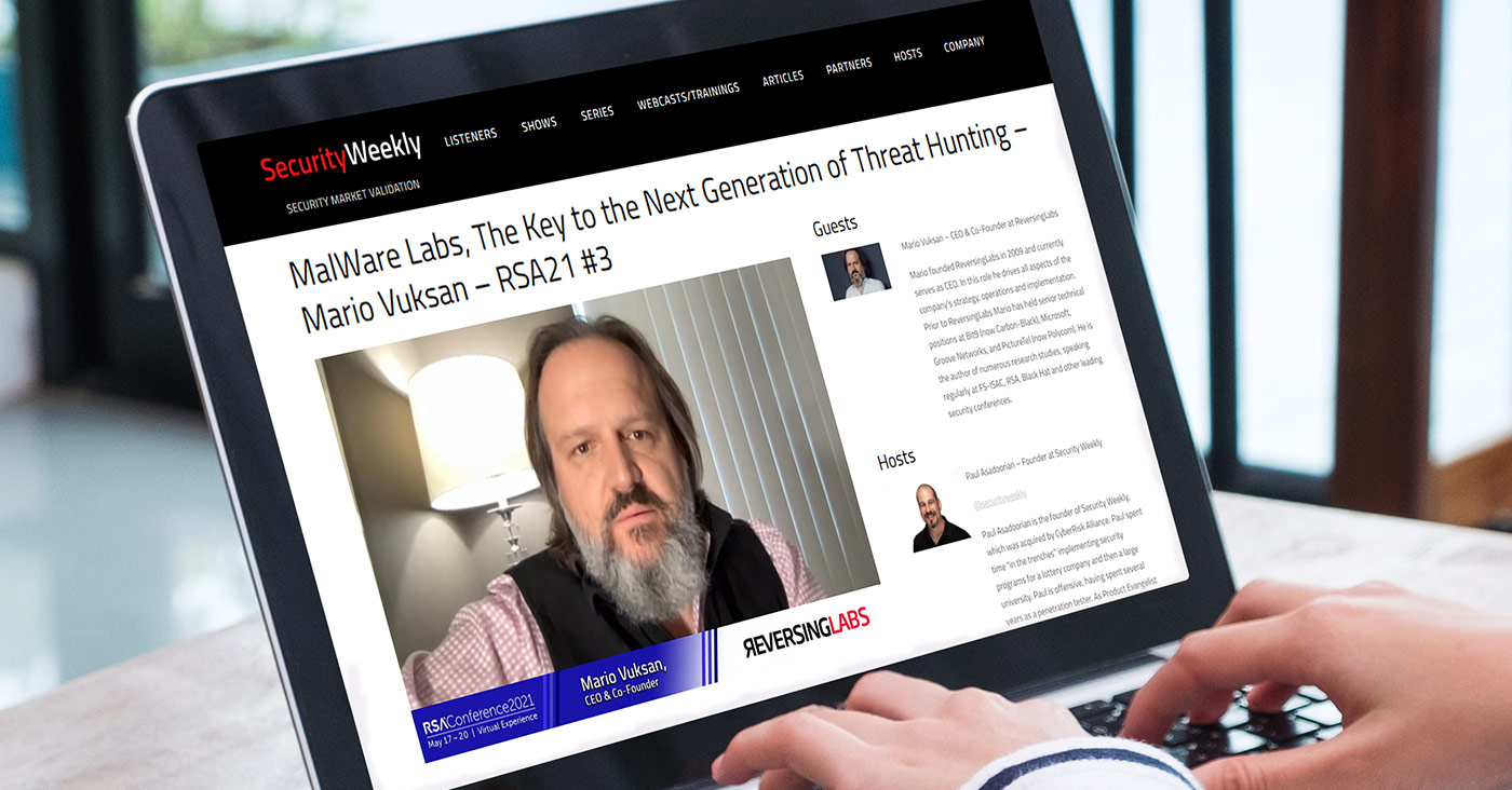 MalWare Labs, The Key to the Next Generation of Threat Hunting – Mario Vuksan