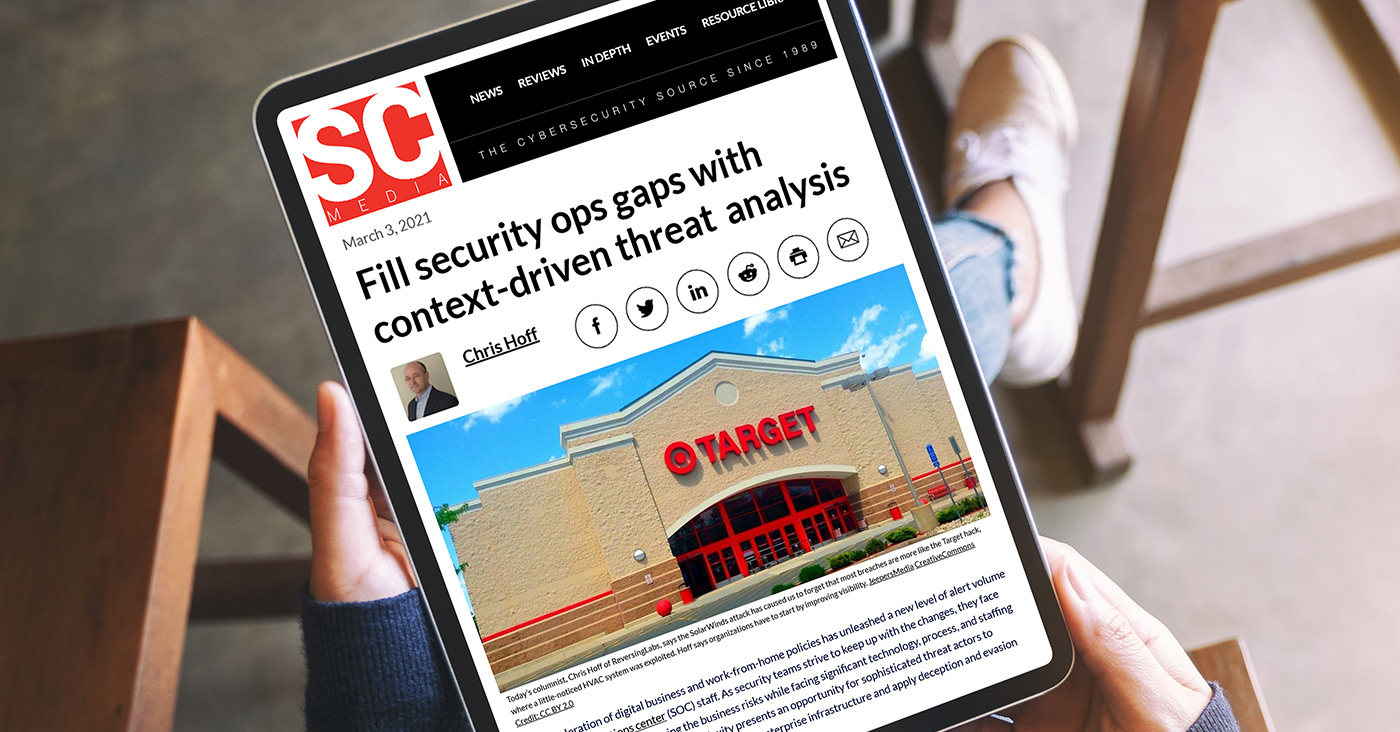 https://www.scmagazine.com/perspectives/fill-security-ops-gaps-with-context-driven-threat-analysis/