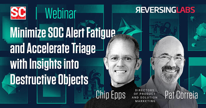Minimize SOC Alert Fatigue and Accelerate Triage