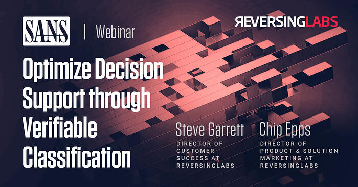 Optimize Decision Support through Verifiable Classification