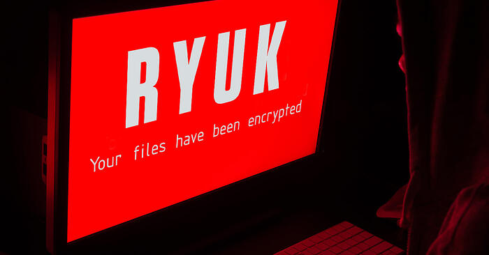 RYUK - Hunting for Ransomware