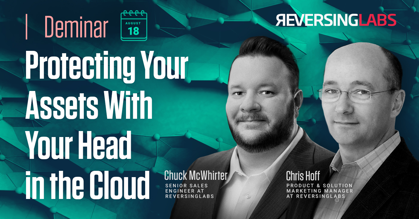 Protecting Your Assets with Your Head in the Cloud