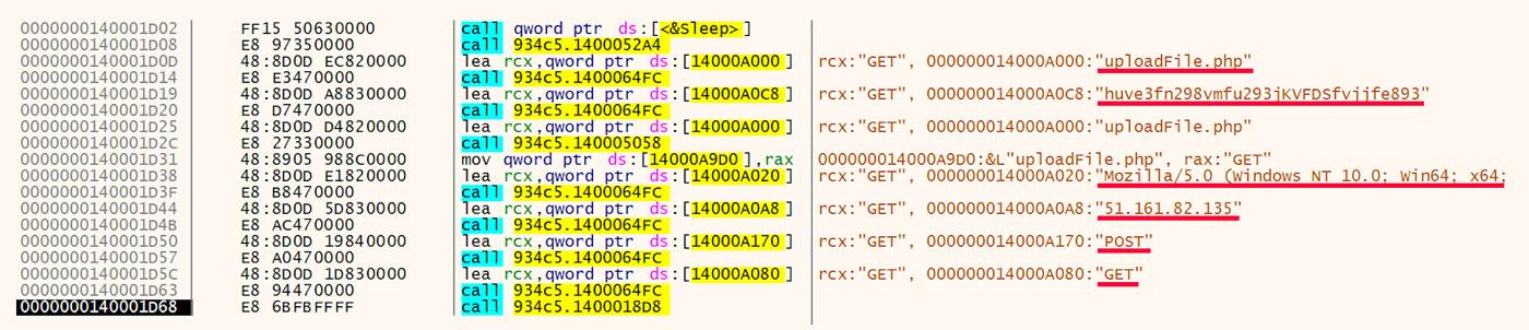 Decoded Configuration Strings
