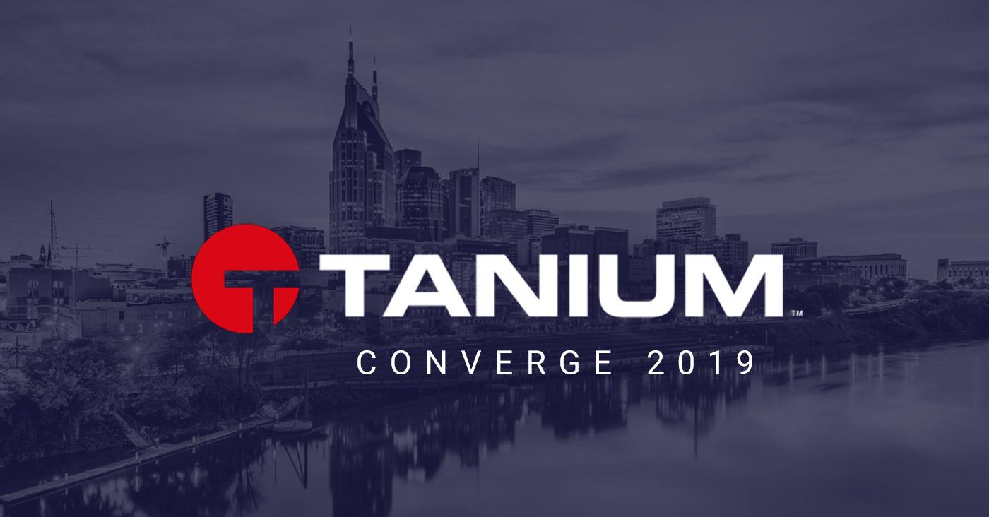 CONVERGE 2019 (Tanium)