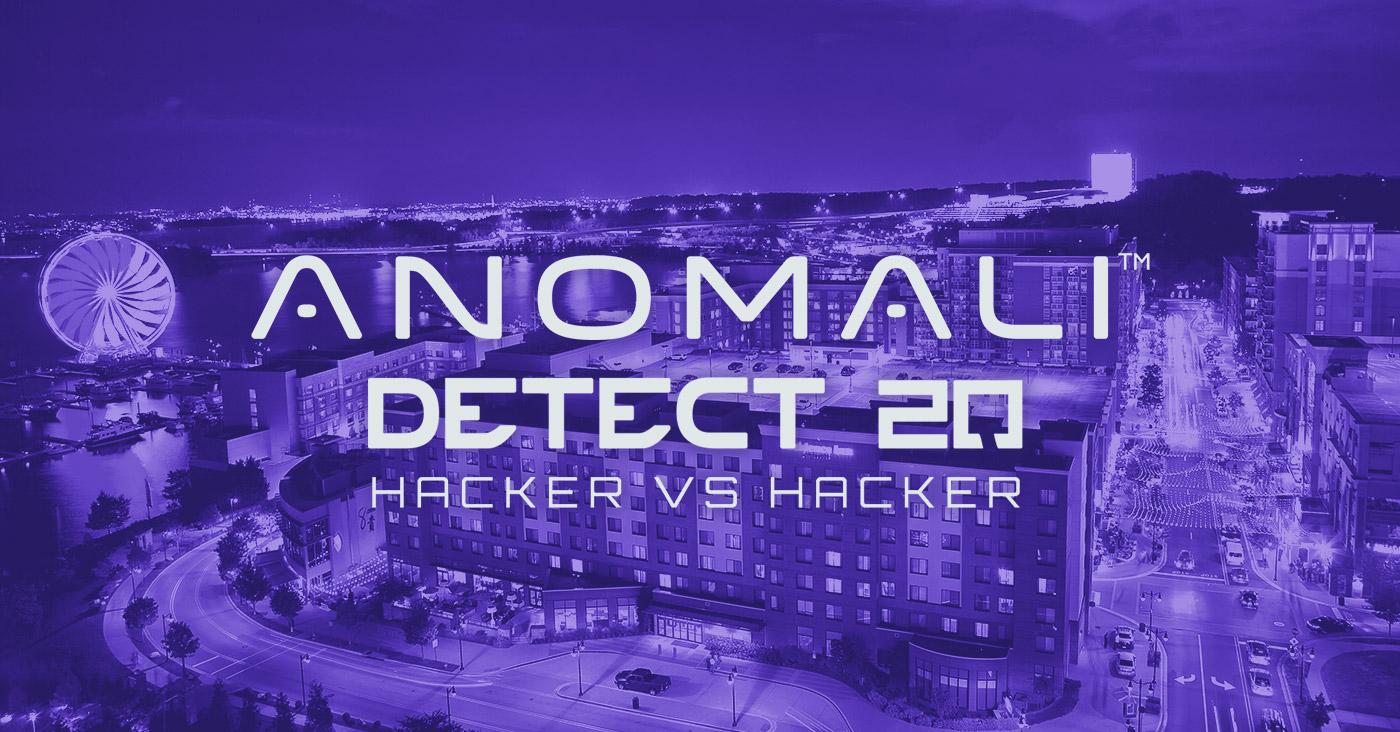 DETECT (Anomali)