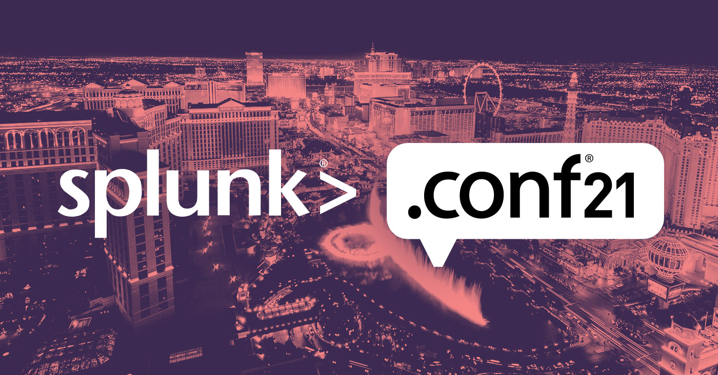 Splunk .conf 2021