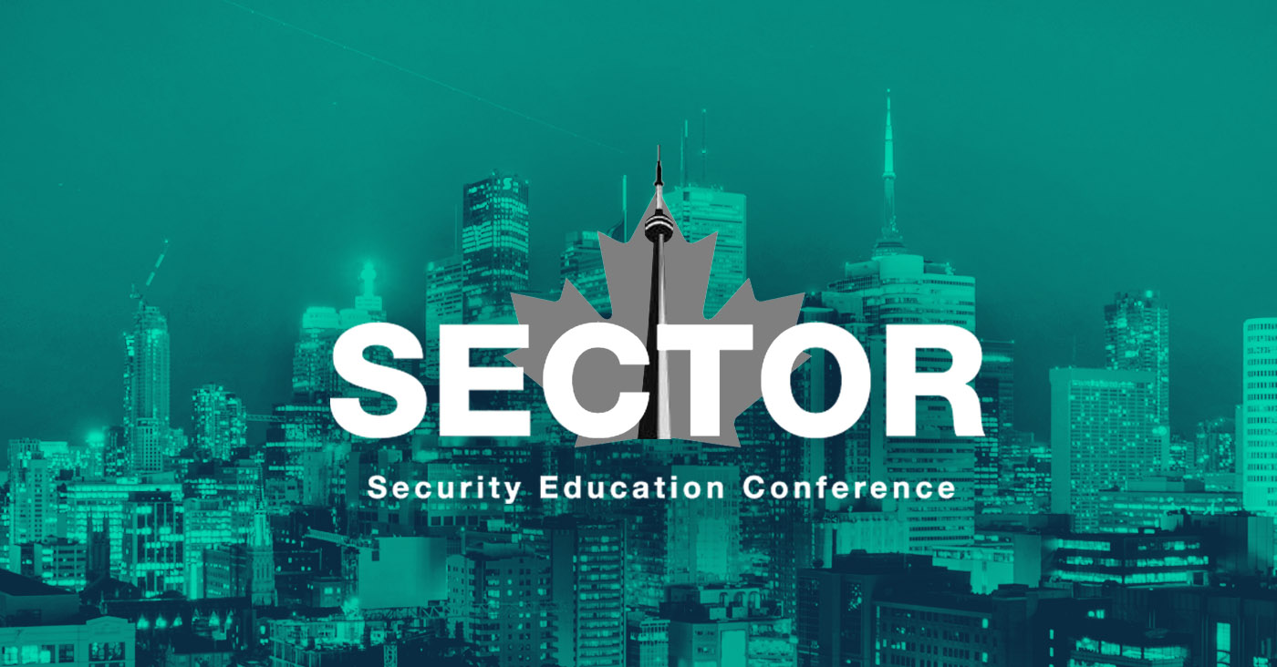 SecTor Cyber Security Conference