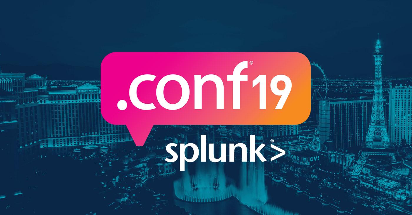 .conf 2019 (Splunk)