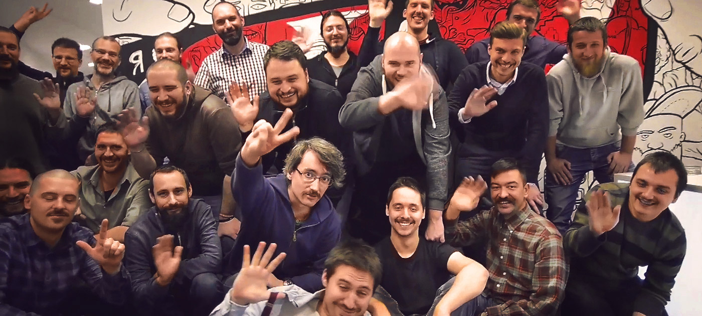 ReversingLabs participated in Movember 2017