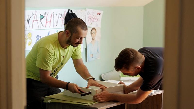 ReversingLabs partnered with SOS Children's Village Croatia for a corporate volunteering event